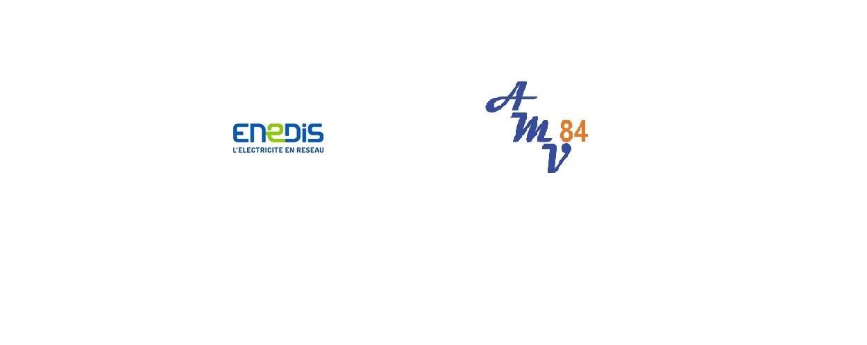 L'AMV84 et ENEDIS renouvellent leur convention de partenariat