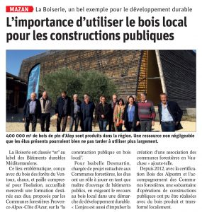 articles presse PROVENCE DAUPHINE-1