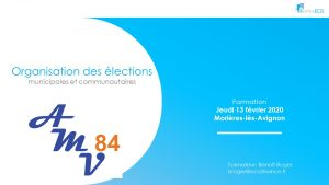 Diaporama Elections couverture