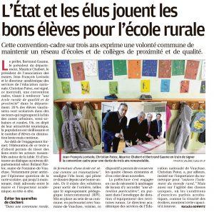 article La Provence Signature Convention RURALITE
